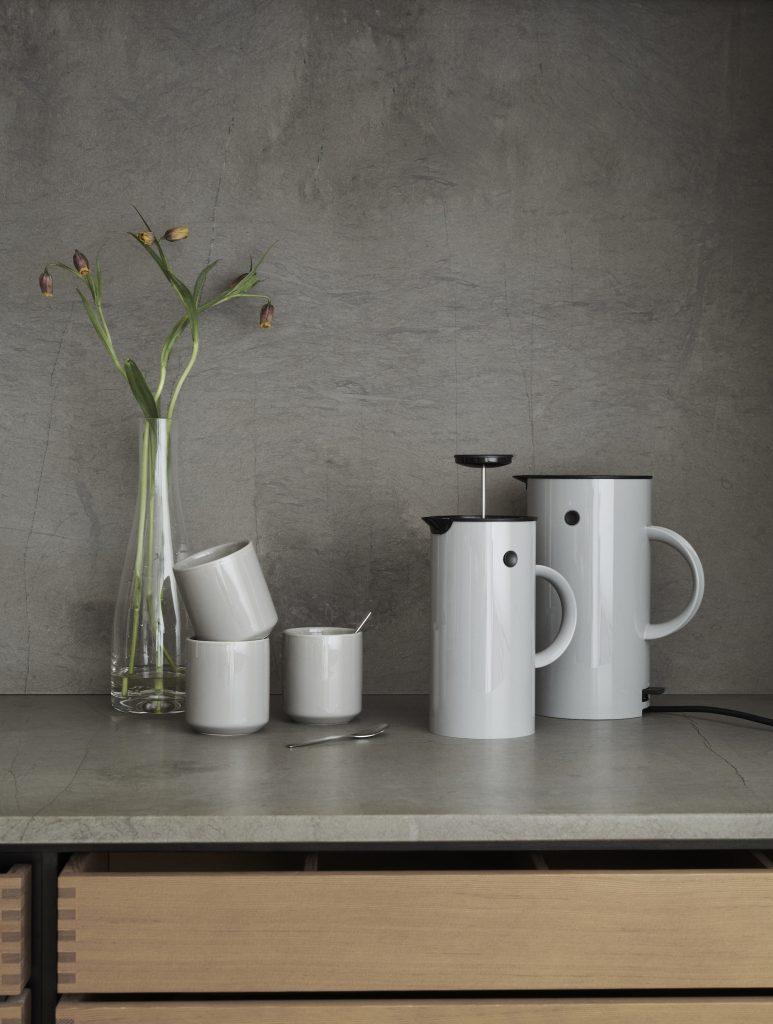 Zaparzacz do kawy EM77 z termosem, Stelton