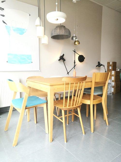 Pufa Design Showroom - wnętrze